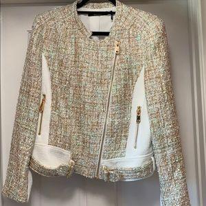 Badgley Mischka Moto Jacket